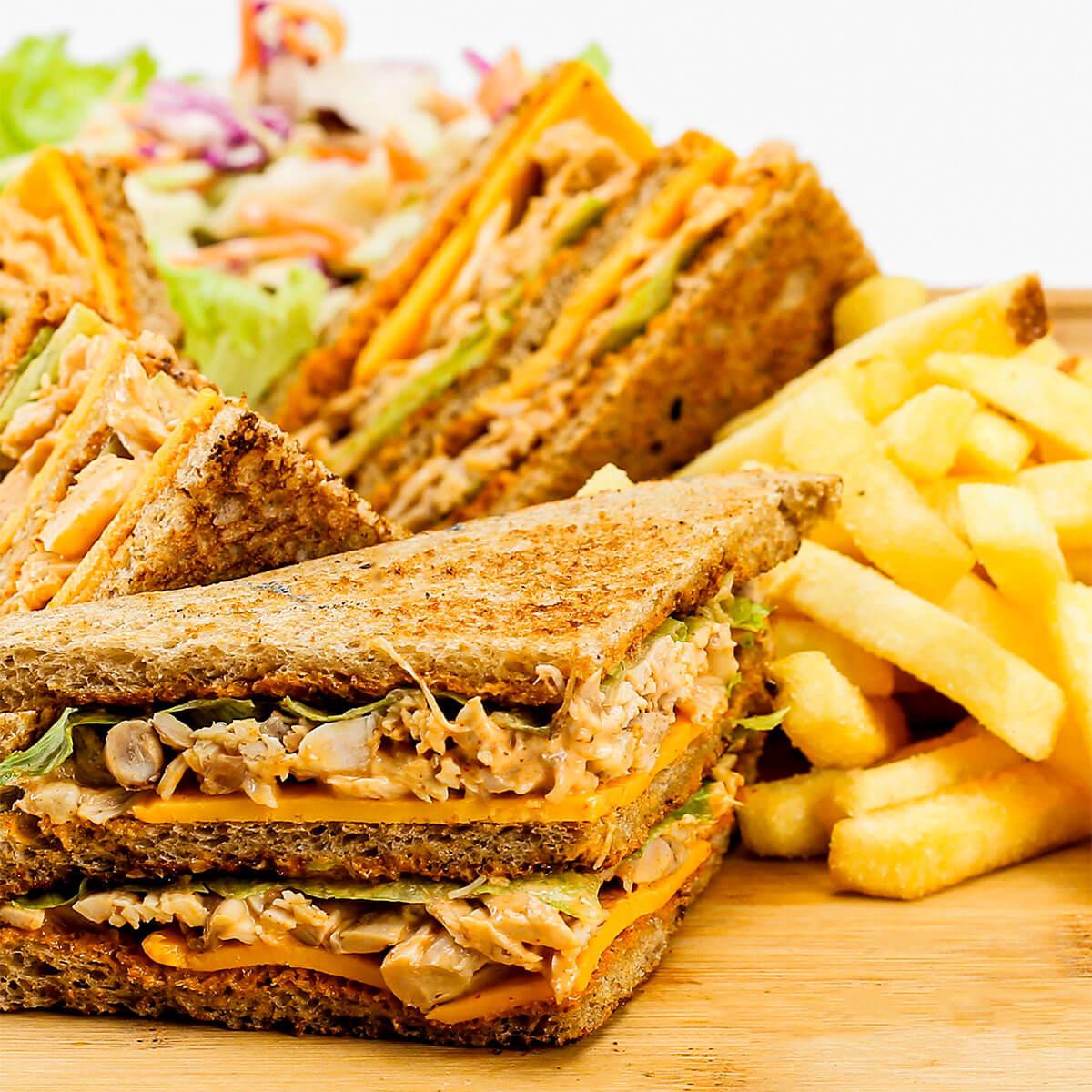 roast beef sandwich | Room Service
